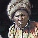Wolfe Robe - 1910 by Marina Amaral