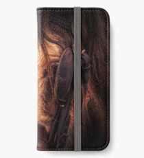 Clydesdale iPhone Wallet/Case/Skin