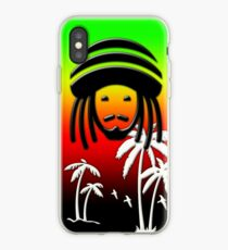 REGGAE RASTA iPhone Case