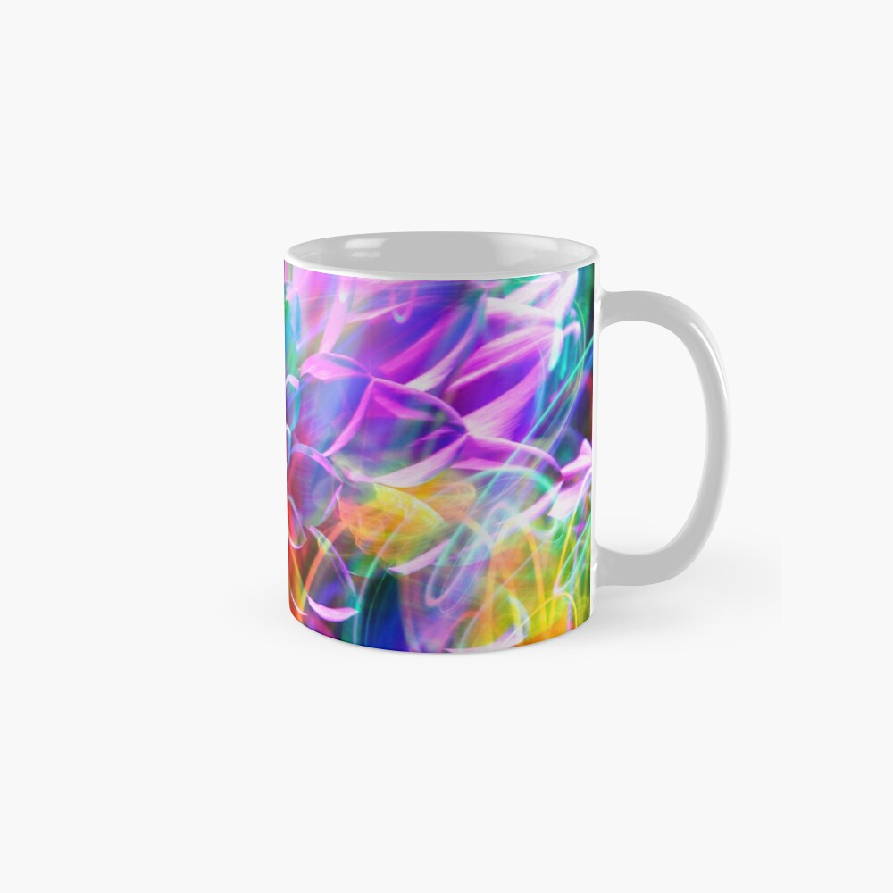 """Crosshairs of a Perpetual Doppler Shift"" Mug"