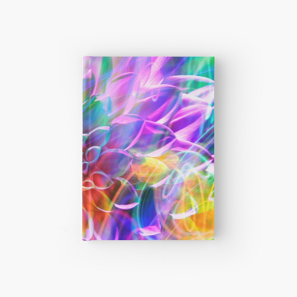 """""""Crosshairs of a Perpetual Doppler Shift"""" Hardcover Journal"""