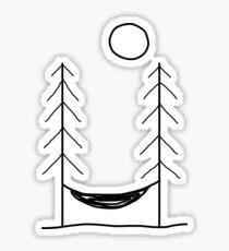 Hammock Sticker