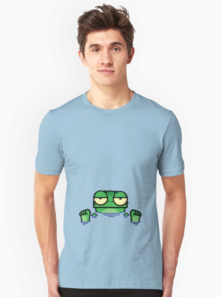 Lazy day Unisex T-Shirt Front