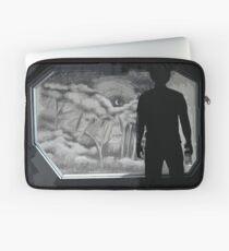 Bellamy at Ark Window Laptop Sleeve