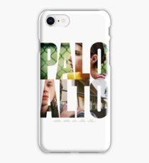 Palo Alto iPhone Case/Skin