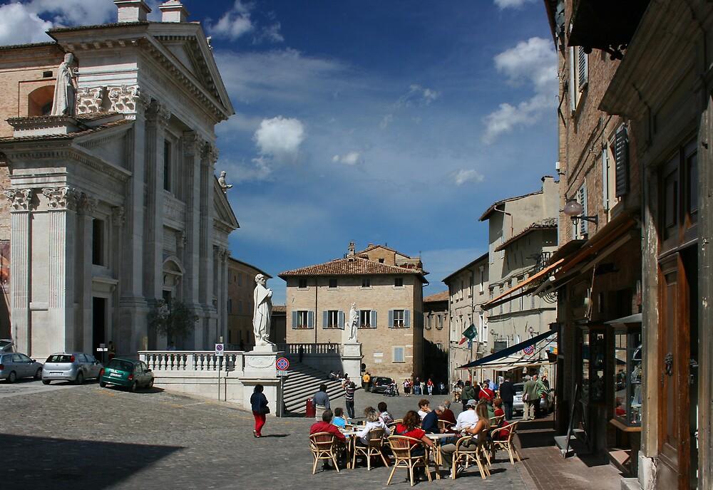 Urbino, Italy by William Mason