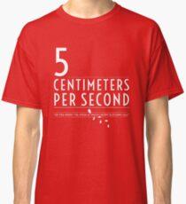 5 Centimeters per Second t-shirt / Phone case Classic T-Shirt