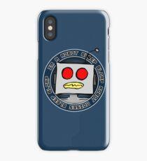 Robot Noises iPhone Case/Skin