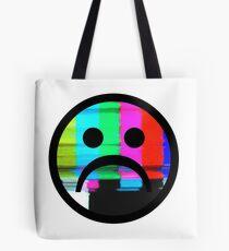 Bolsa de tela Vaporwave Aesthetic Sadboys Sad Face