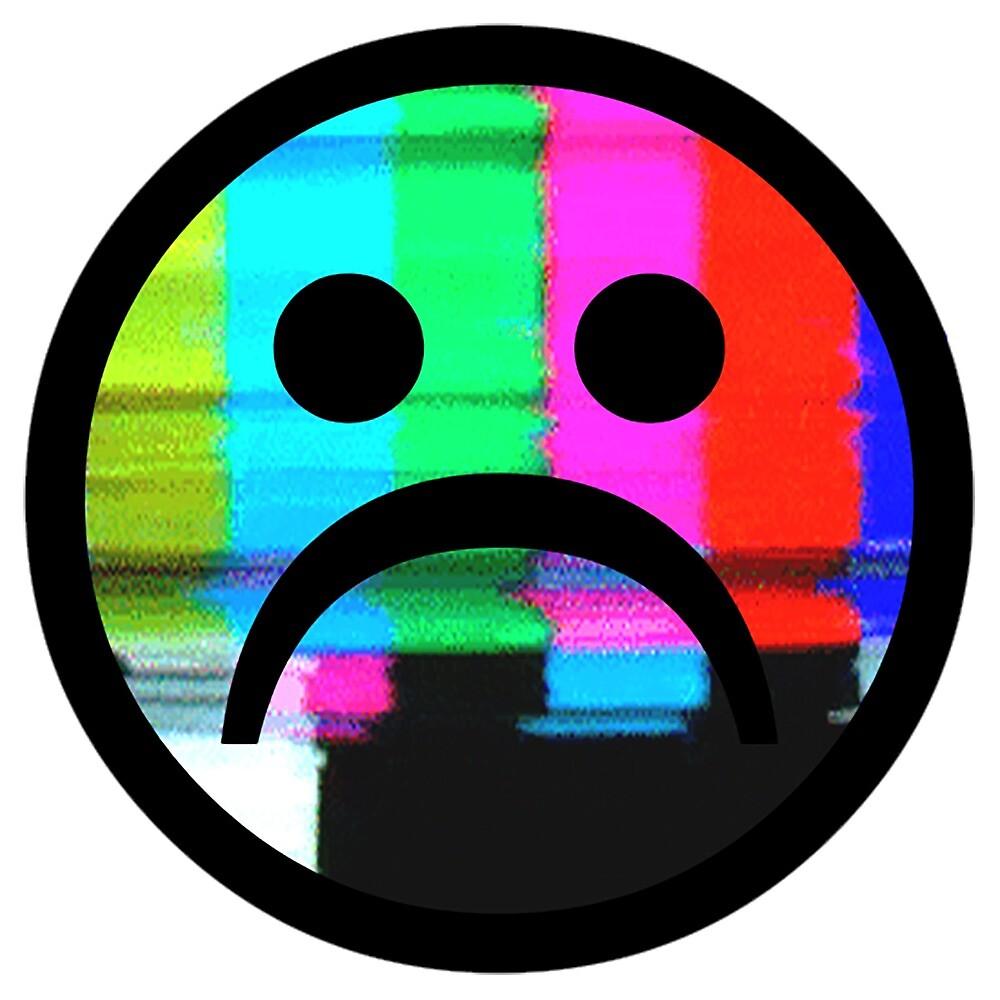 «Vaporwave Aesthetic Sadboys Sad Face» de pkbrendan