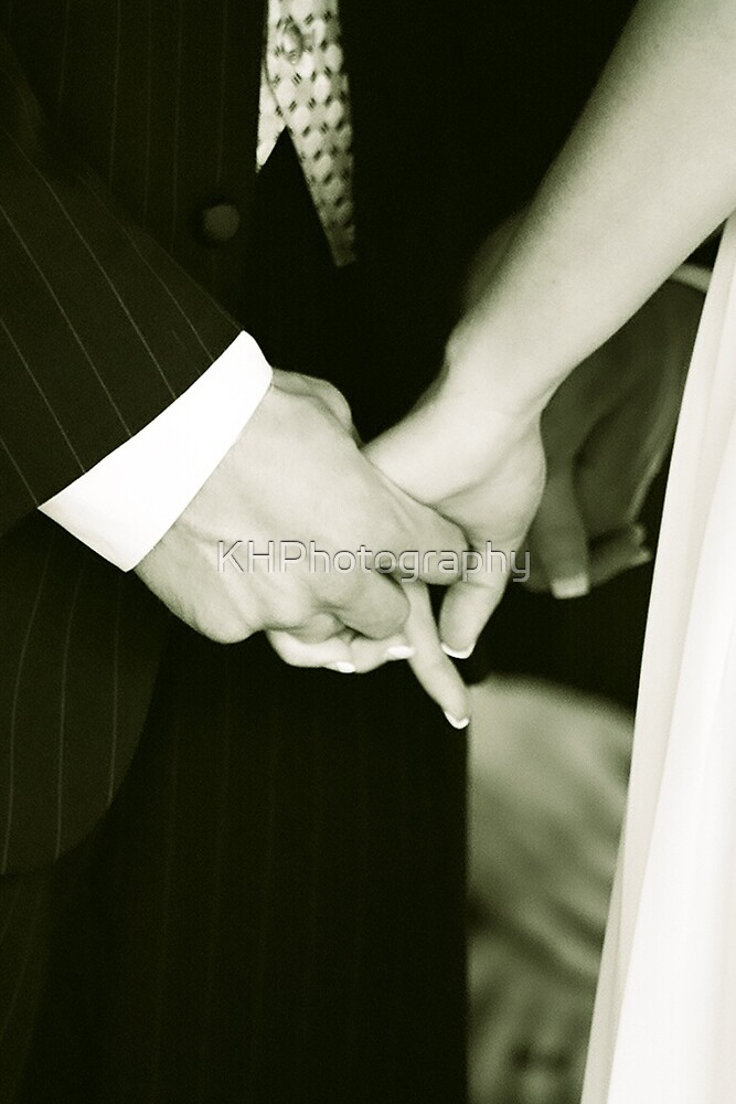Hold My Hand Forever by KHPhotography