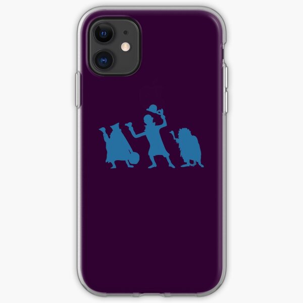 Hitch Hiking Ghosts iPhone Soft Case