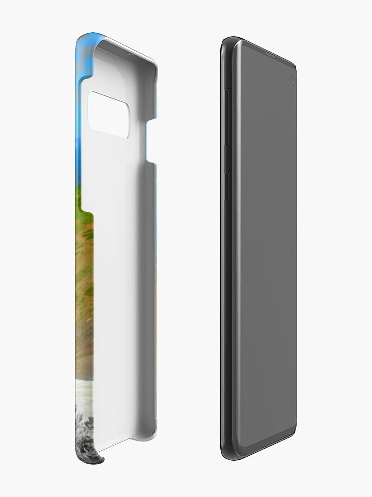 Alternate view of Instant Gratitude Case & Skin for Samsung Galaxy