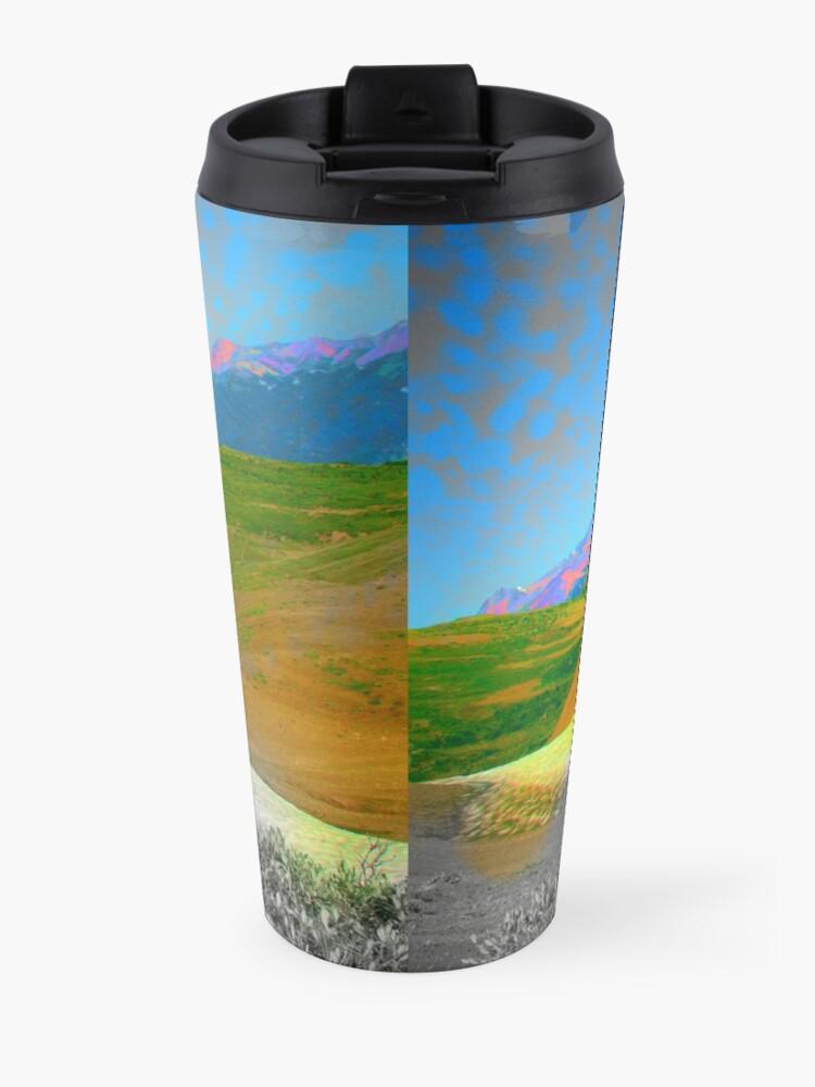 Alternate view of Instant Gratitude Travel Mug