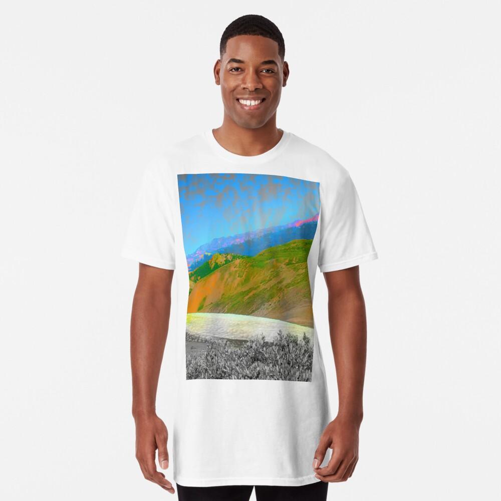 Instant Gratitude Long T-Shirt