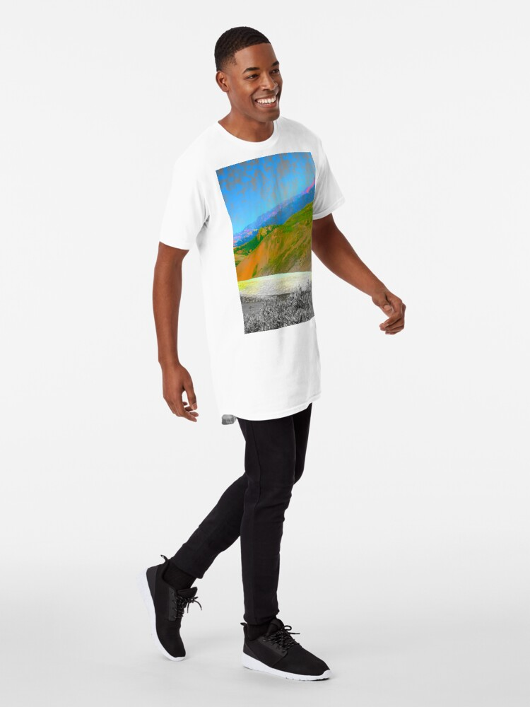 Alternate view of Instant Gratitude Long T-Shirt