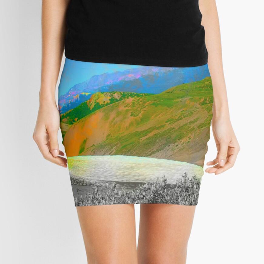 Instant Gratitude Mini Skirt