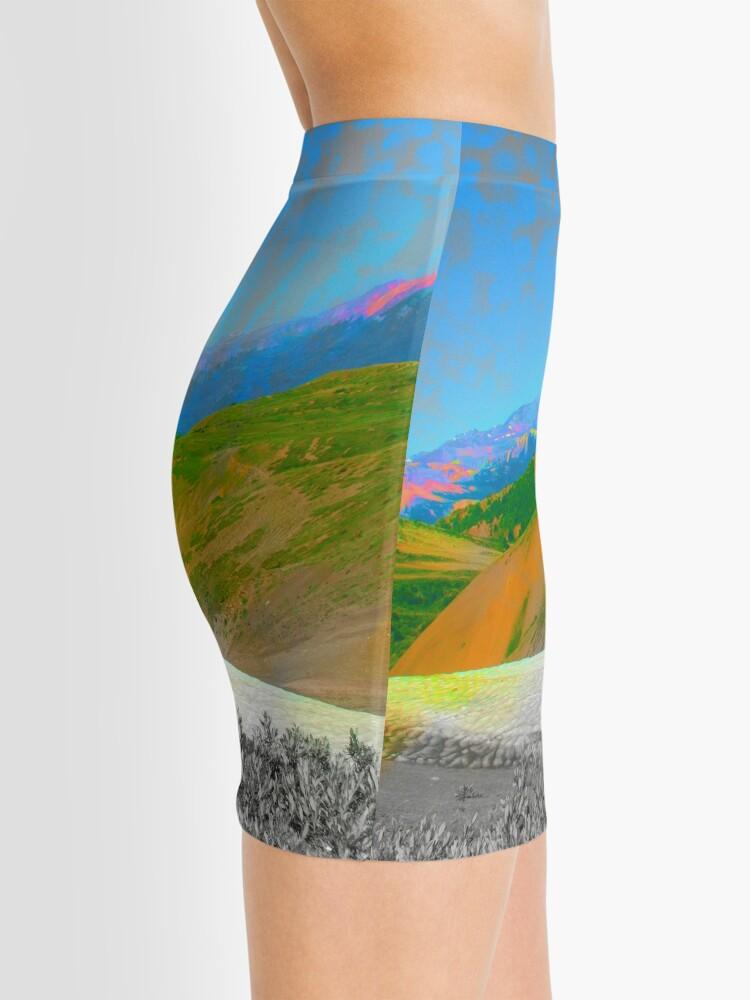 Alternate view of Instant Gratitude Mini Skirt