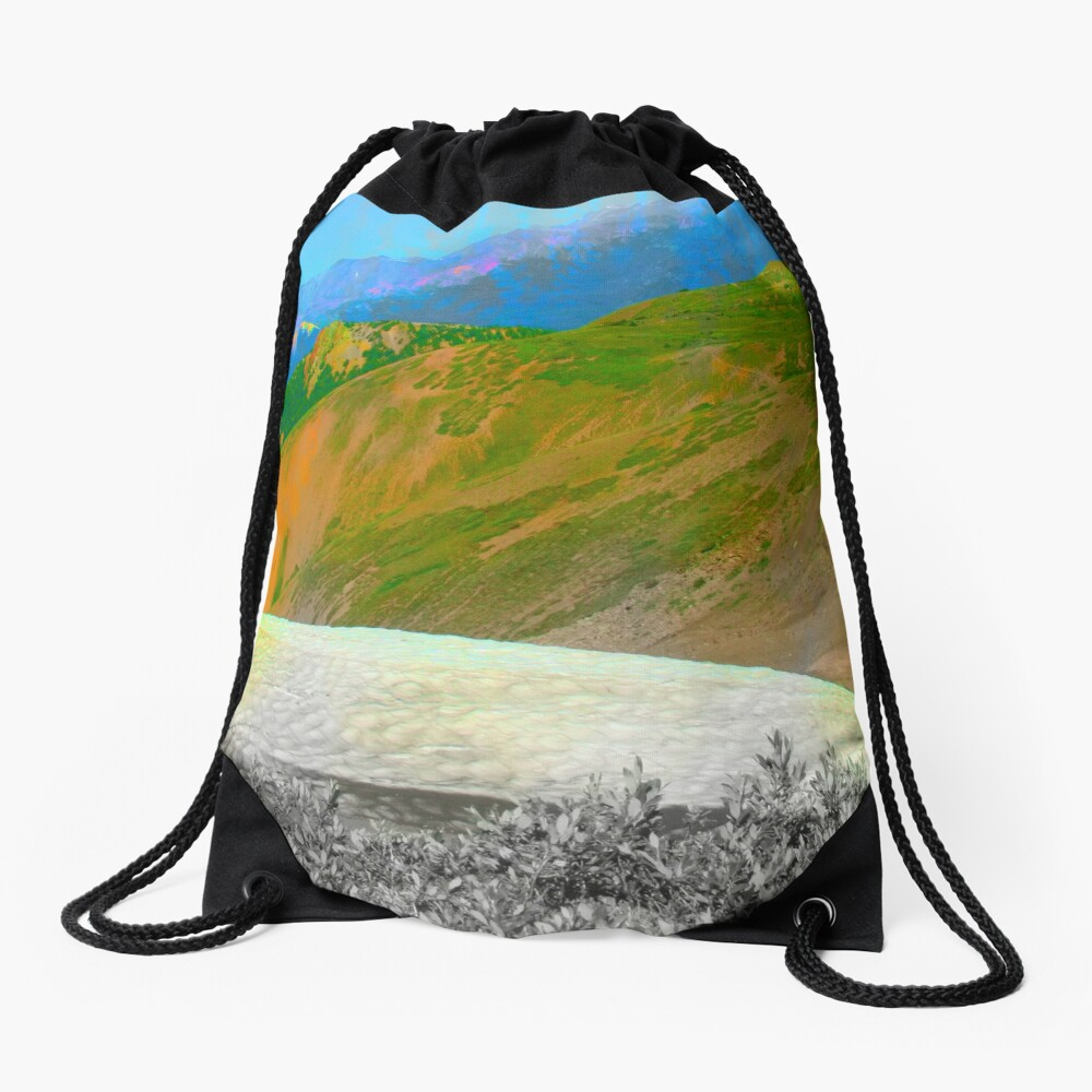 Instant Gratitude Drawstring Bag