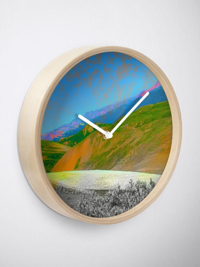 Alternate view of Instant Gratitude Clock