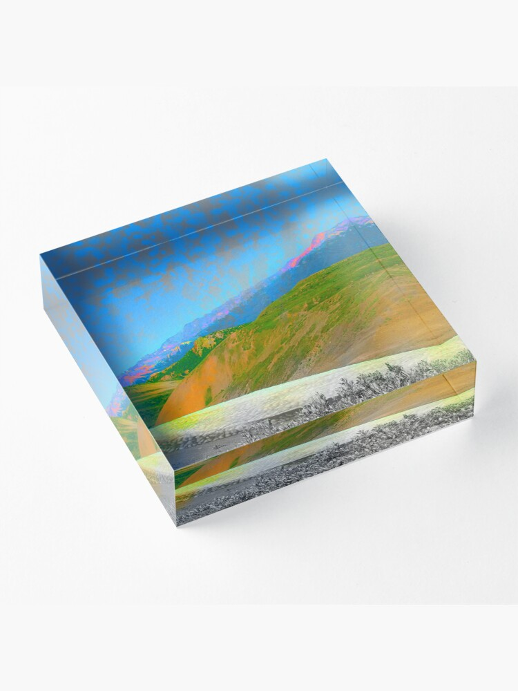 Alternate view of Instant Gratitude Acrylic Block