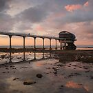 The Bembridge Lifeboat House by Ursula Rodgers Photography