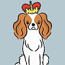 Cavalier King Charles Spaniel Puppy Dog  by zoel