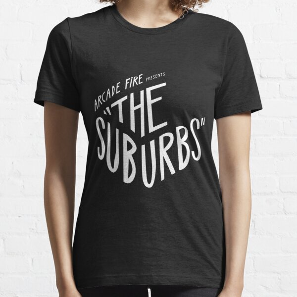Arcade fire Le logo de la banlieue T-shirt essentiel