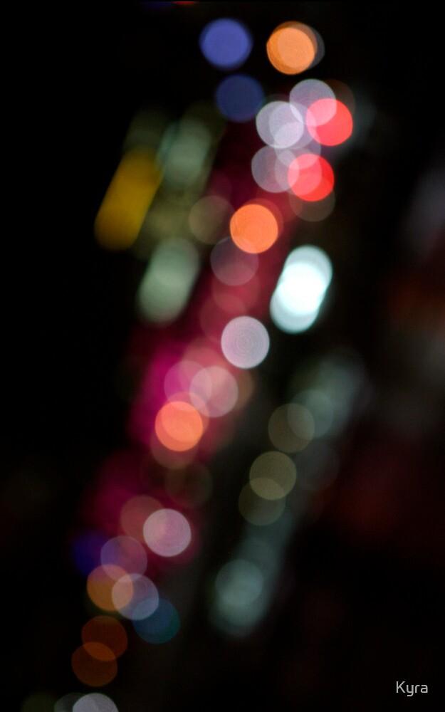 City Lights 3 by Kyra  Webb