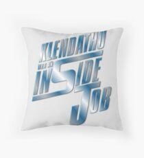 Klendathu was an inside job Throw Pillow