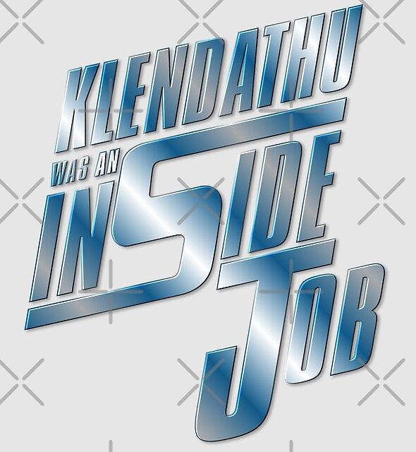 Klendathu was an inside job by D4N13L