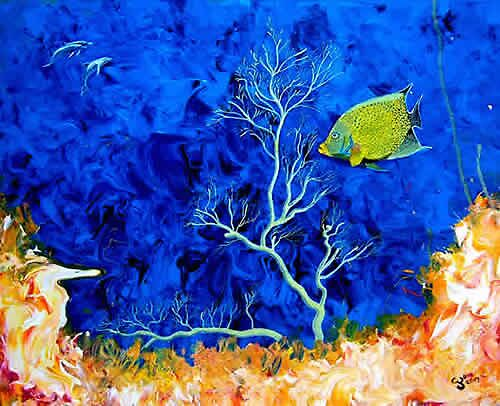 blue angel by degs
