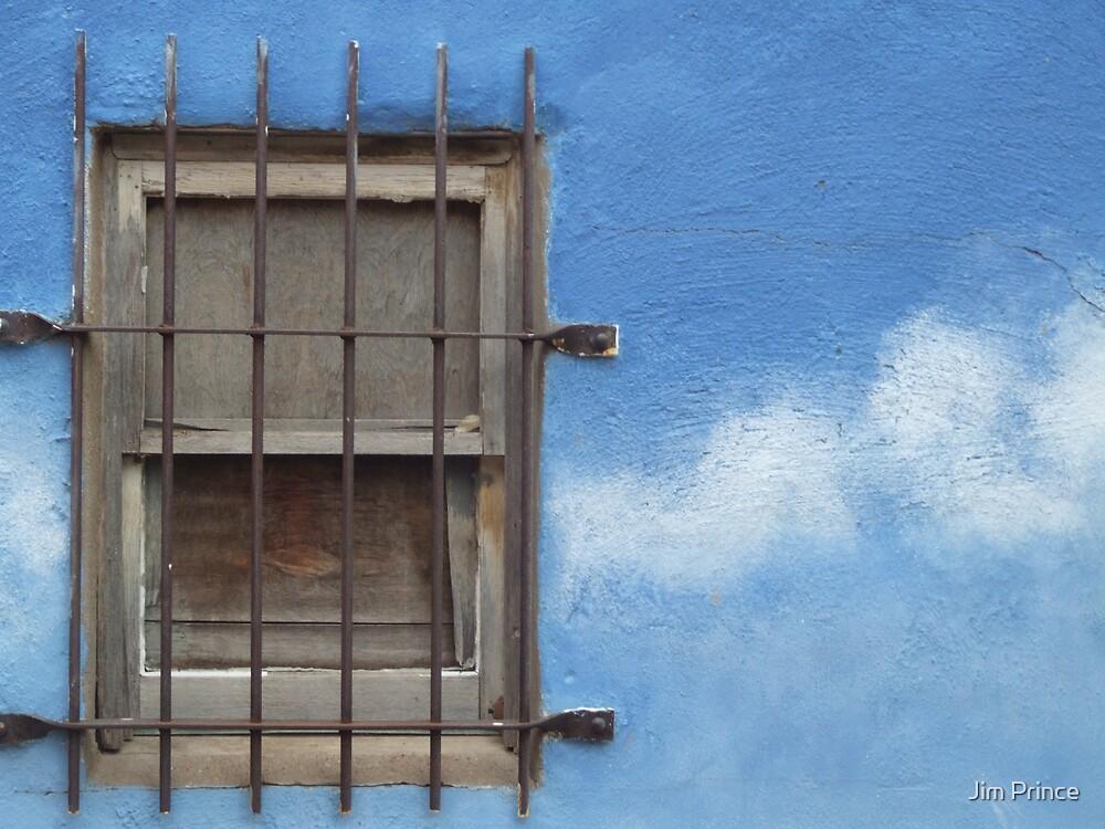 Blue Window by Jim Prince