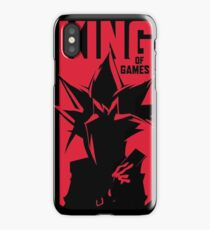King of Games iPhone Case