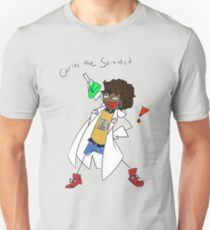 Carlos the Scientist Unisex T-Shirt