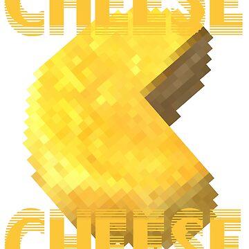 32-bit Skyrim-Inspired Cheese by dare121