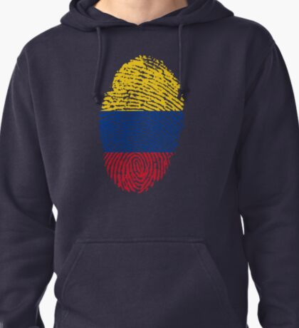 Colombia paint blur pullover hoodie by arojas18 redbubble pullover hoodie by arojas18 gumiabroncs Gallery