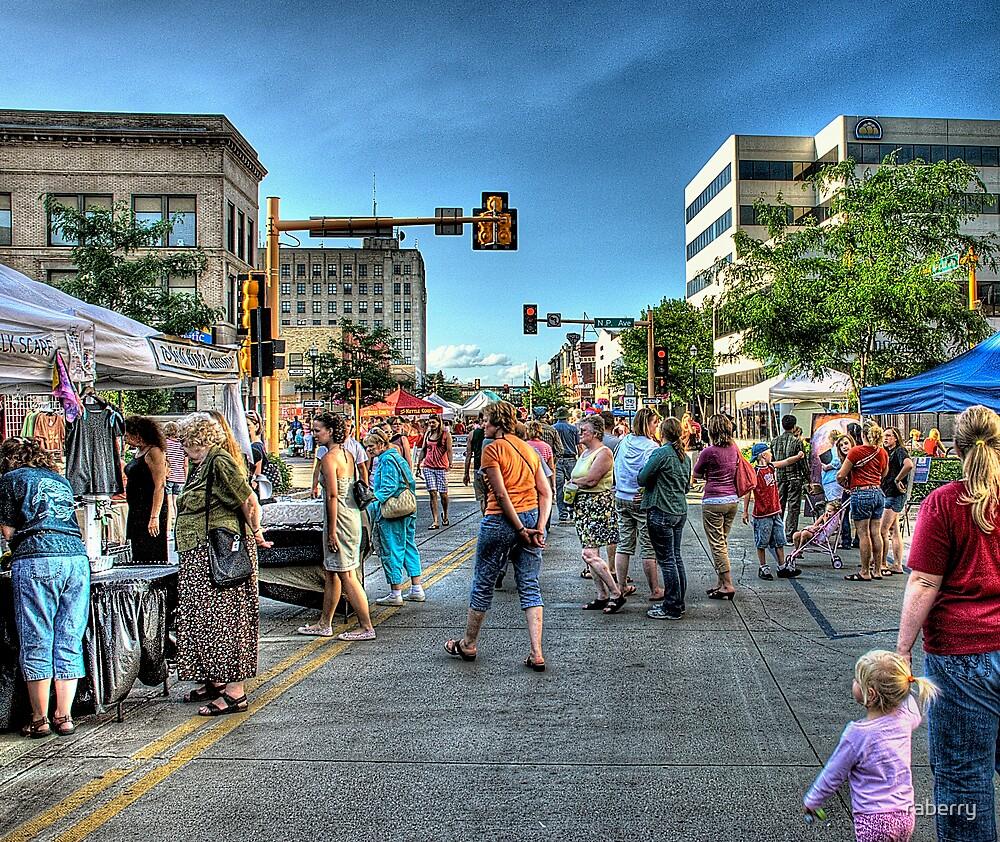 Street Fair by raberry