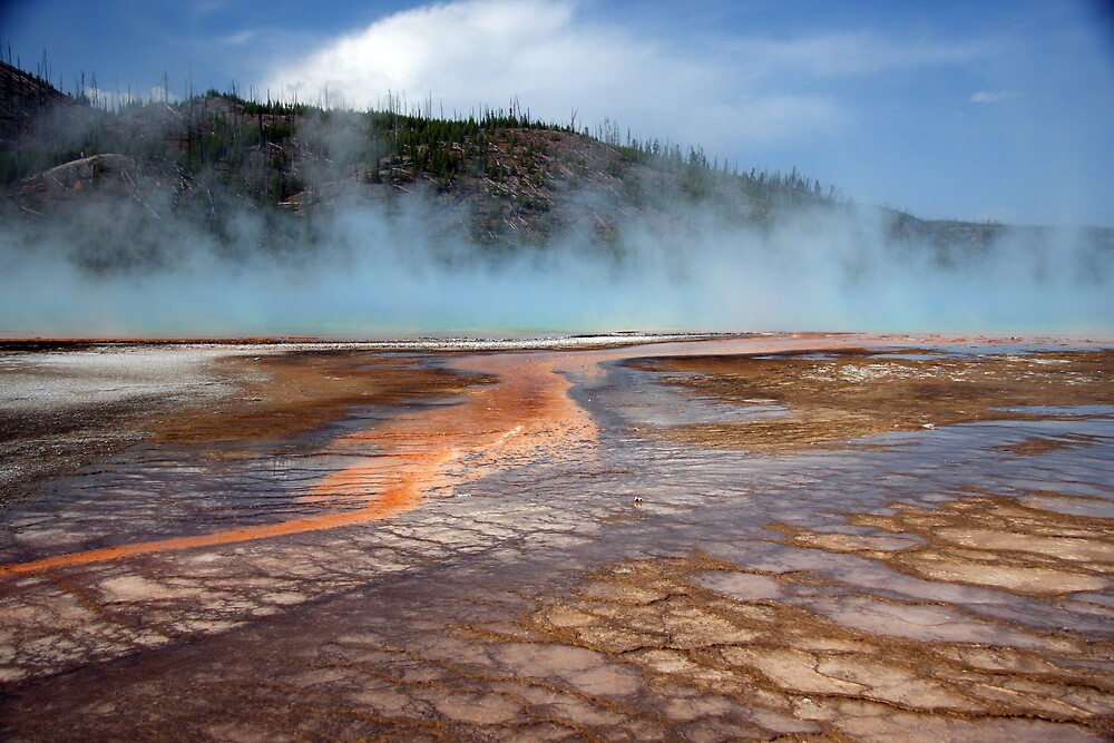 Yellowstone Colors by noffi