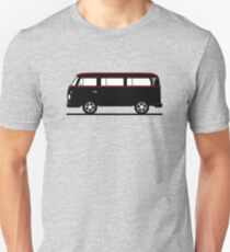 VW Bus Vector Graphic T-Shirt