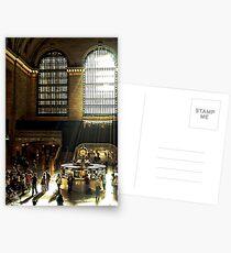 grand central terminal Postcards