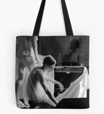 Mercy Arms Tote Bag