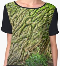 Fairy Tale Forest Chiffon Top