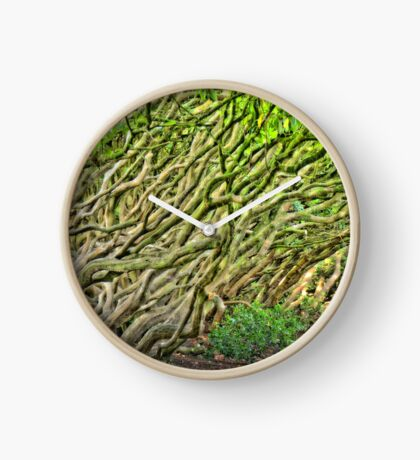 Fairy Tale Forest Clock