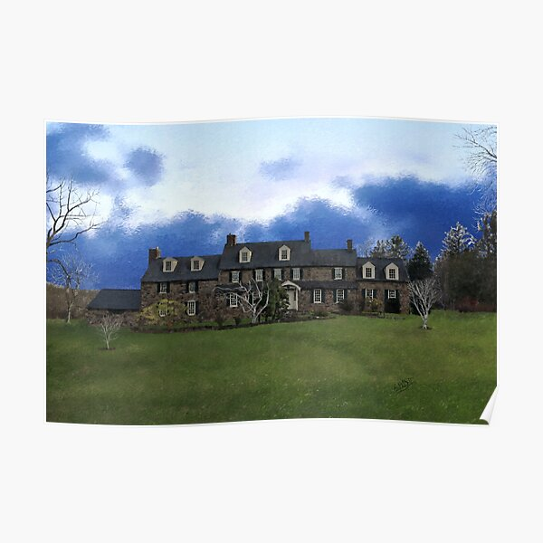Pearl S. Buck House Poster