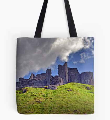 Castles of Wales - Welsh Castle Tote Bag