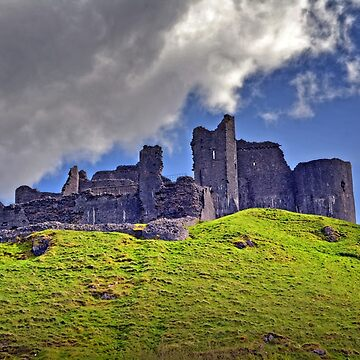 Castles of Wales - Welsh Castle by RemoKurka