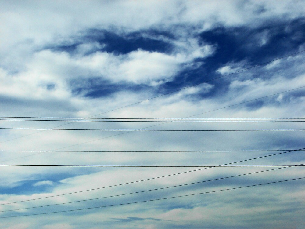 Woven Sky (color) by Timothy Wilkendorf