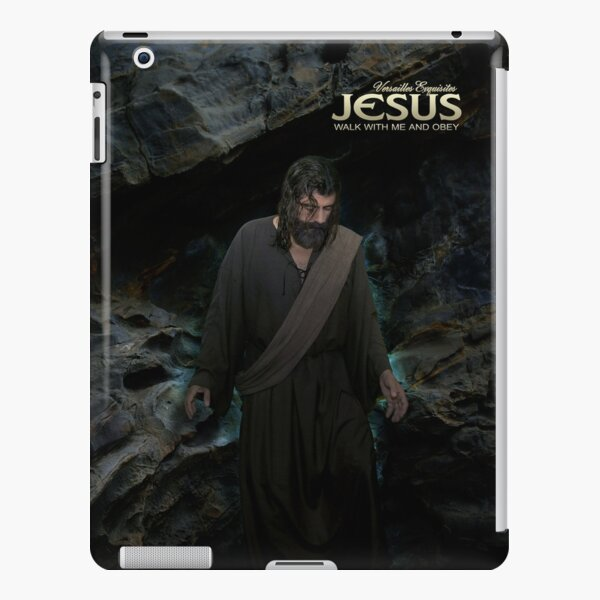 Jesus: Walk with Me and obey (iPad Case) iPad Snap Case