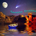 Serene Scenes by Zoe Marlowe